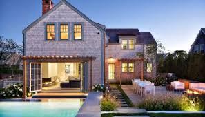 nantucket homes shingle style house with beach chic interiors on nantucket island