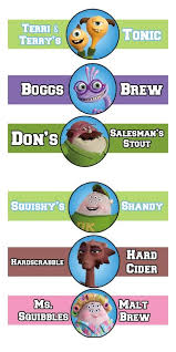 105 monsters university atmosphere images