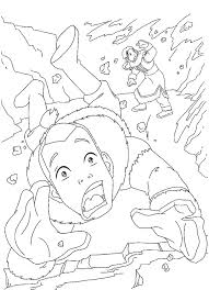 avatar coloring pages learn coloring