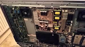 repair panasonic 7 lights of death tx p42vt30 e youtube