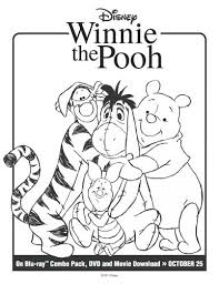 98 winnie pooh images coloring books
