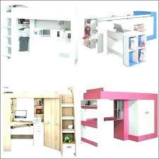 bureau pour lit mezzanine lit mezzanine enfant bureau lit bureau lit mezzanine bureau lit