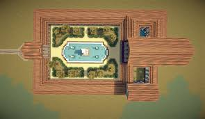 roman villa minecraft project