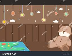 childrens playroom stock vector 248620216 shutterstock