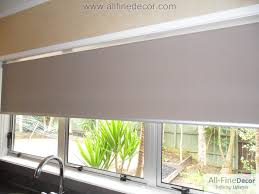 roller blinds plain