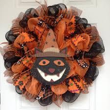 mesh halloween wreaths halloween wreaths page three halloween wikii