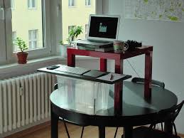 Diy Cheap Desk How To Create A Cheap Diy Standing Desk