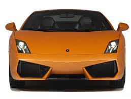 lamborghini gallardo front view top 10 sports car