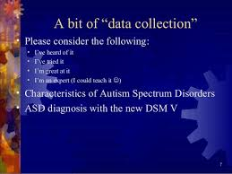 Dsm 5 Desk Reference Njcie Autism In Academic Areas