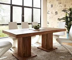 Esszimmertisch Massiv G Stig Esstisch Akazie Massivholz Alle Ideen über Home Design