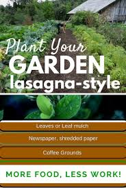 Easy Vegetable Garden by Lazy Gardening 101 Grow Your Own Food With Minimal Effort