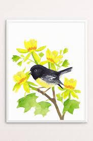 free printable bird wall art bird printable wall art home decor wall print by printspiring