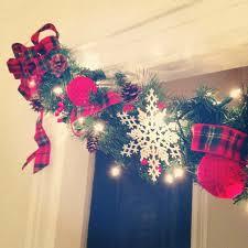 pams party u0026 practical tips diy christmas garland