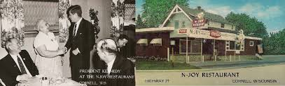 when presidents eat out restaurant ing through history