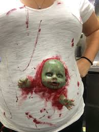 Halloween Costumes Zombies Zombie Baby Belly Halloween Halloween Baby