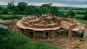 Grand Designs Cob House Finished