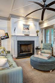 home decor ceiling fans photos hgtv living room with tiled fireplace large ceiling fan and