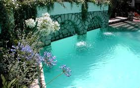 natural swimming pool with stairs u2013 tecnoambiente luxury pools