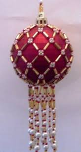 489 best pics beaded balls images on beaded