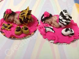cheetah baby shower babies in a cheetah and zebra print tutu edible cake