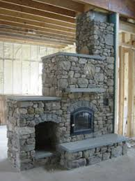 stone fireplaces pictures why a stone fireplace may be right for you