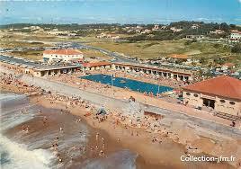 chambre d amour biarritz cpsm 64 biarritz piscine de la chambre d amour 64