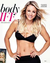 kaley cuico naked kaley cuoco in who magazine u2013 january 2018 sawfirst hot