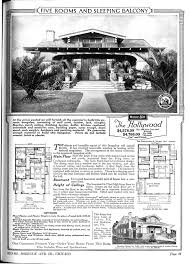 sears catalog homes floor plans the hollywood sears modern home no 2069 ephemera pinterest
