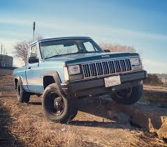 jeep mj build u2013 the 100 jeep comanche 4x4 snow build jeep pirate4x4 com 4x4 and