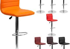 Leather Counter Stools Backless Extraordinary Wood Counter Stools With Backs Tags Leather
