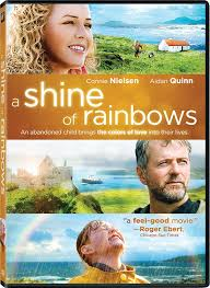 amazon com a shine of rainbows connie nielsen aidan quinn john