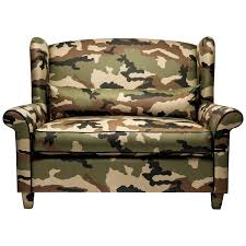 Loveseat Recliners Furniture Camoflauge Recliners Oversized Camo Recliner