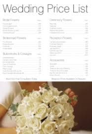 bridal bouquet cost prices for wedding flowers wedding corners