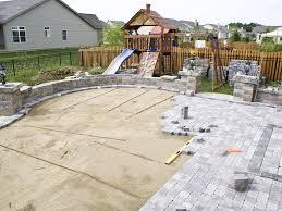 Patio   Patio Paver Ideas Paver Patio Designs  Ideas - Backyard paver patio designs pictures