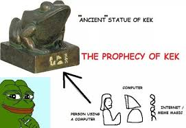 Kek Meme - the truth about pepe the frog and the cult of kek