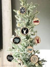 family workshop santa sack wood slice ornament ar workshop tulsa