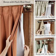 Tab Top Curtains Walmart Interior Simply Block Light Idea With Cool Blackout Drapes