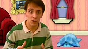 blue u0027s clues 01x11 the trying game video dailymotion