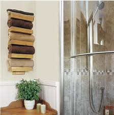 bathroom towel hanging ideas 11 different ways to display hang your bathroom towels really