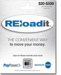 reload prepaid card reloadit add money deposit locations accountnow prepaid card