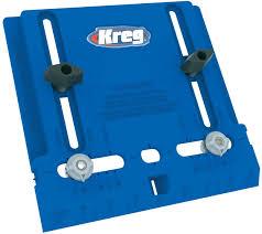 kitchen cabinet door hardware jig kreg tool company khi pull cabinet hardware jig
