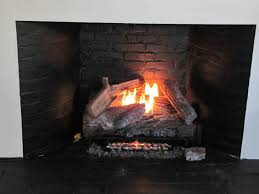 propane fireplace flame too big u2014 heating help the wall