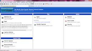 tutorial memakai wireshark cara mengetahui keluar masuknya paket data jaringan menggunakan