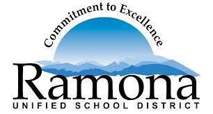 home ramona unified district