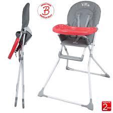 chaise bebe chaise haute pour bébé pliage compact livraison gratuite en