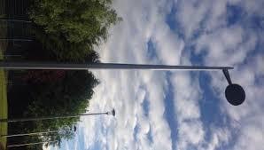 used aluminum light pole for sale aluminium lighting columns from valmont stainton