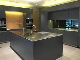 neo metro custom stainless steel office kitchen island is 96 u201d x