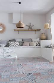 sol vinyle chambre chambre enfant sol vinyle imitation carreau de ciment sol en pvc