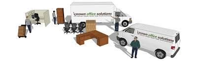 Office Furniture Solution by Brown Office Solutions One Source One Solution