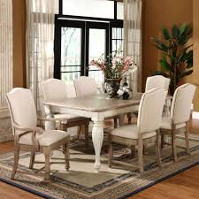 casual dining room sets ashley two tone dining room tables owingsville piece two tone